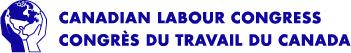 Canadian Labour Congress / Congrès du travail du Canada Logo